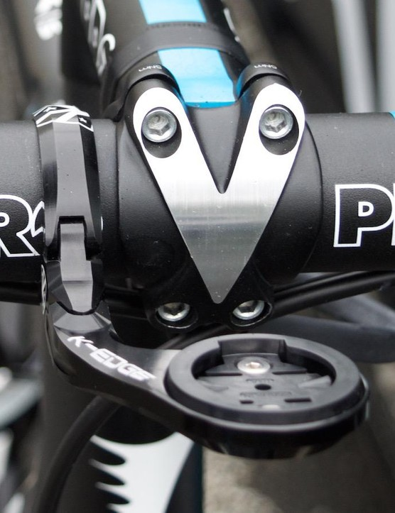 PRO provide most of the finishing kit for Team Sky