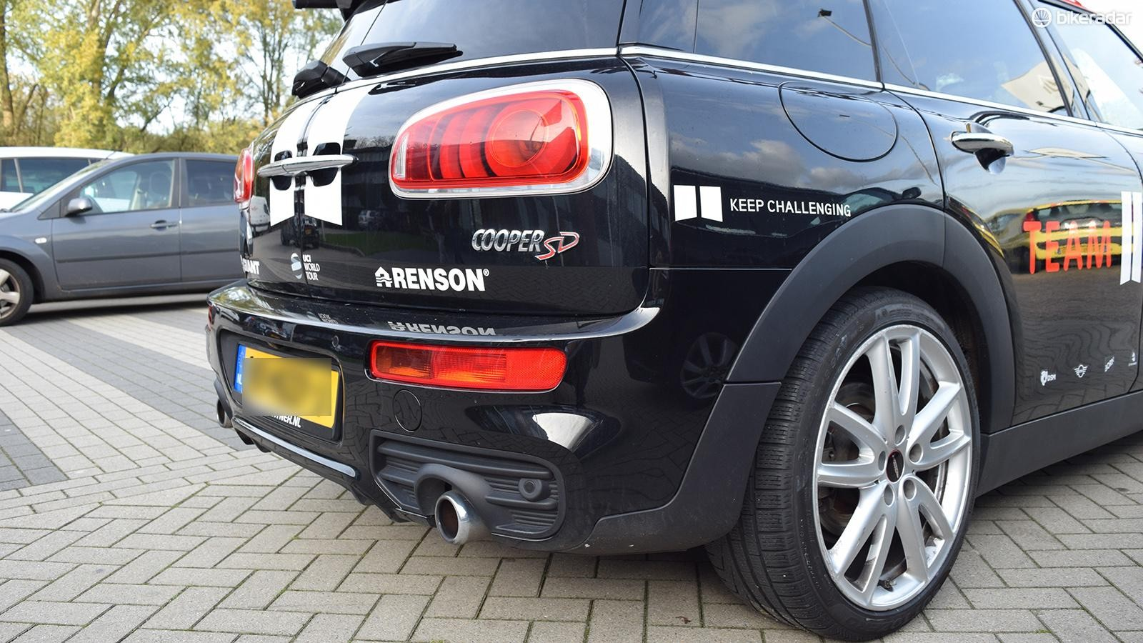 The Mini Cooper Clubman SD has a maximum output of 190hp/139,745 watts