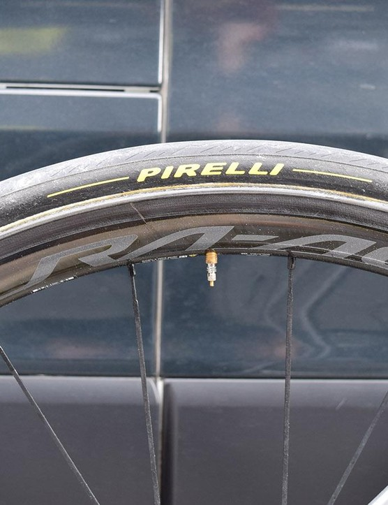 Pirelli and Mitchelton-Scott recently announced a new tyre partnership and the Australian team has been testing the tyres in races since February
