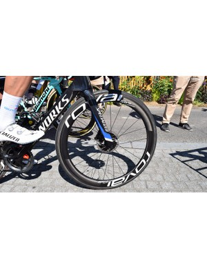 The new S-Works Venge is disc-brake only