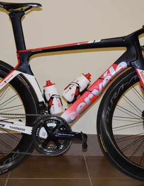 Michael Matthews' 2019 Cervelo S5 for Team Sunweb