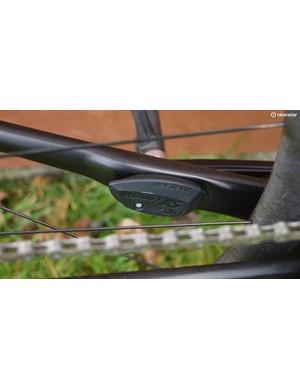 Both bikes feature Giant Ride Sense speed sensors