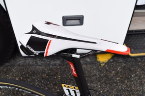 Another look at Martin's saddle