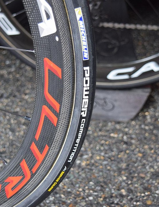 French tyres for the French Pro Continental team