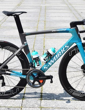 Peter Sagan's Sagan Collection Specialized S-Works Venge