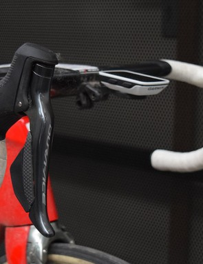 A look at the Shimano Dura-Ace R9150 shift/brake levers