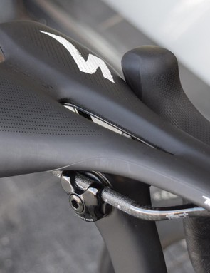Stybar opts for a S-Works Toupe saddle