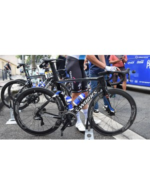 Could this be the new Specialized Venge?