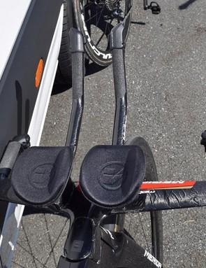 A look at Nibali's Vision cockpit