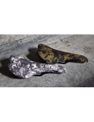 Charge's new Spoon Digi Camo saddles will be available from mid-March