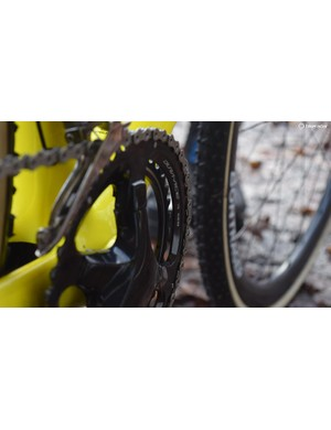 For Shimano riders, 46/39 chainrings combined with an 11-28 cassette was the common gearing choice
