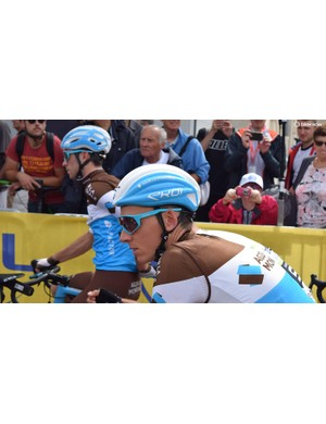 AG2R La Mondiale recently launched the Bolle Shifter sunglasses