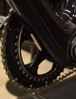 CeramicSpeed has provided the Belgian team with bottom brackets for several seasons now