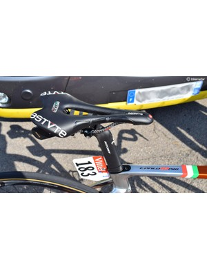 Direct Energie and Dimension Data are two teams at the Tour de France to use Astute saddles