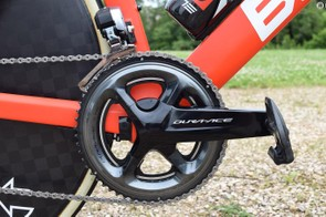 BMC Racing are one of several WorldTour teams to use Shimano's R9100-P power meter for the 2018 season