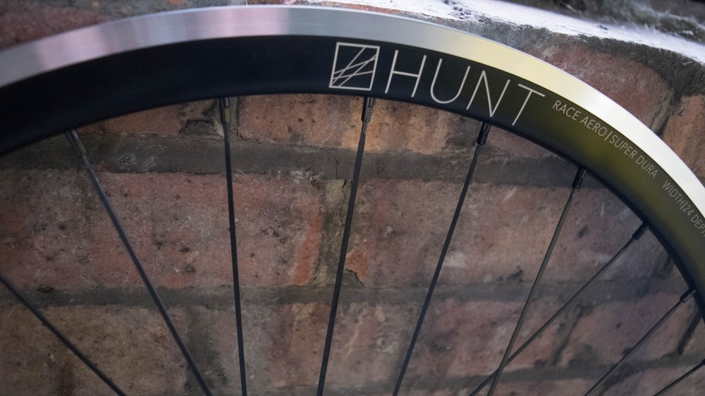 Race Aero SuperDura wheels can support riders up to 130kg