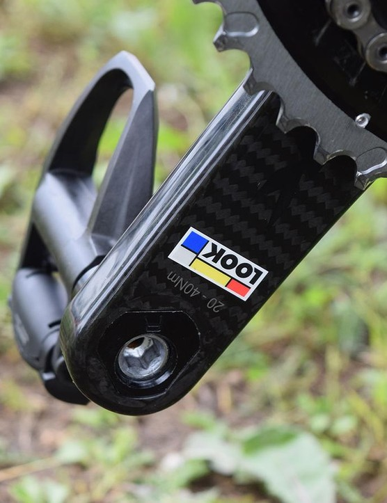 A collaboration from Look and SRM produces the SRM Origin power meter crankset