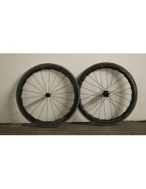 Zipp's new 454 NSW aero wheels are here, awaiting our tame TTer's attentions