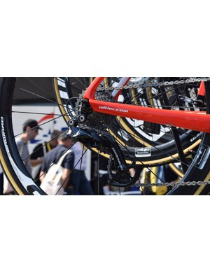 French Pro Continental team Direct Energie is another team to use the CeramicSpeed OSPW system