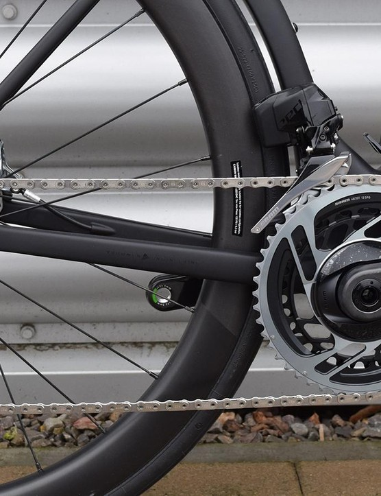 SRAM's new RED eTap AXS HRD 12-speed groupset