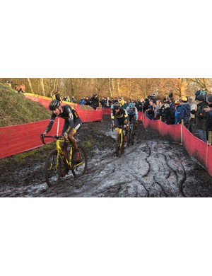 Toon Aerts during the Zeven World Cup