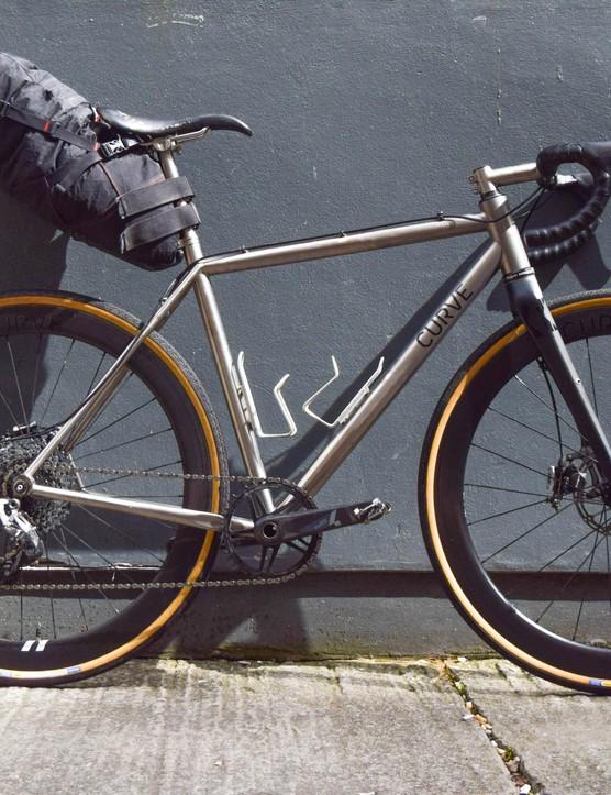 Curve Cycling's cyclocross-ready CXR model