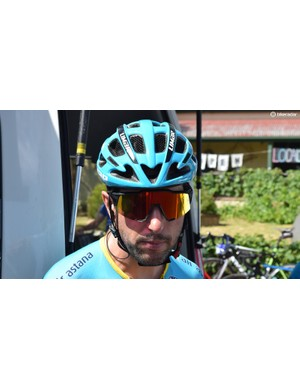 Peter Sagan isn't the only cyclist who wears 100% glasses
