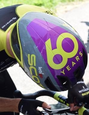 The Scott Centric Plus helmet