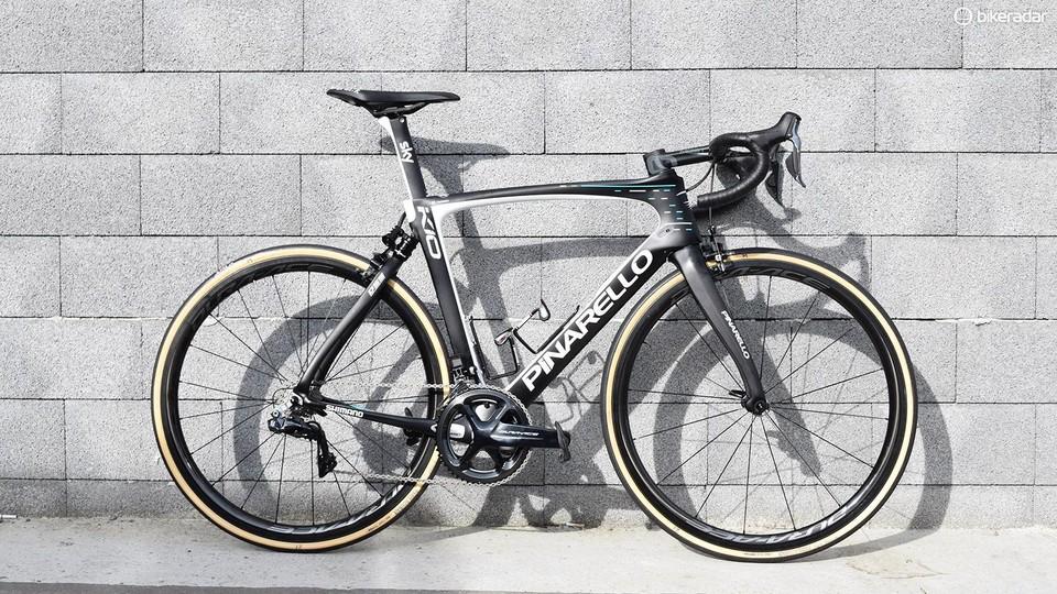 e38dcd5f251 Geraint Thomas' Pinarello Dogma K10 for Paris-Roubaix - BikeRadar