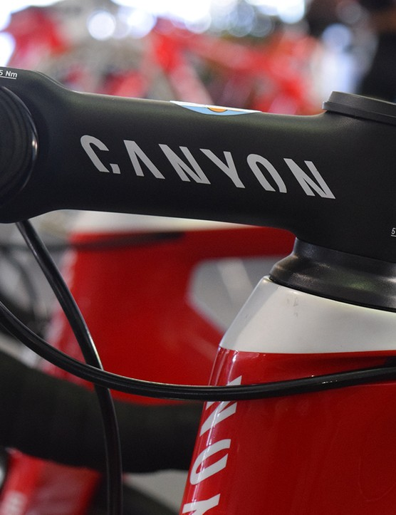 Cockpits from the German direct-to-consumer brand are used by both Katusha-Alpecin and Movistar Team