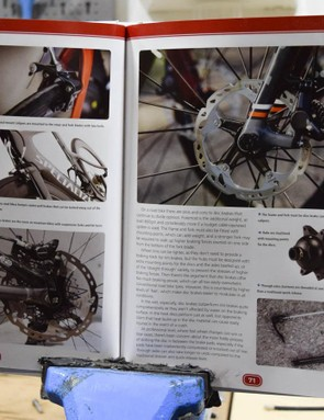 The manual applies Haynes' distinctive step-by-step style to all aspects of road cycling
