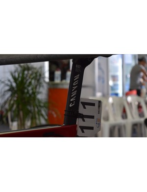 Canyon has long been producing frame specific seatposts