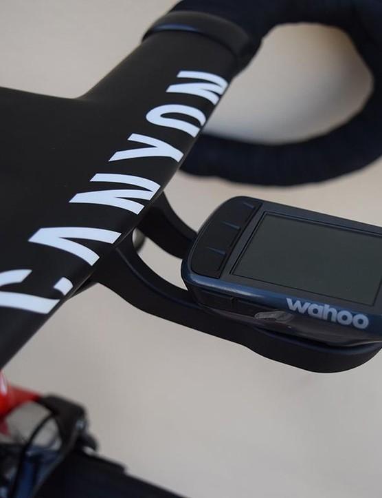 Along with Team Sky and Bora-Hansgrohe, Katusha-Alpecin will use Wahoo Elemnt Bolt computers for the 2018 season