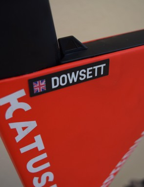 Dowsett is the former British time trial champion