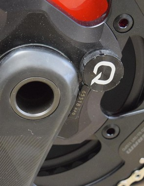 A closer look at the Quarq power meter