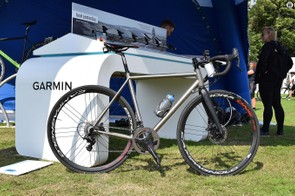 Horse for the Course: Curve Belgie Disc for the Garmin Ride Out