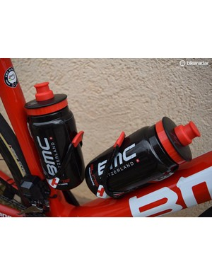 Elite provides the bottles and Cannibal bottle cages