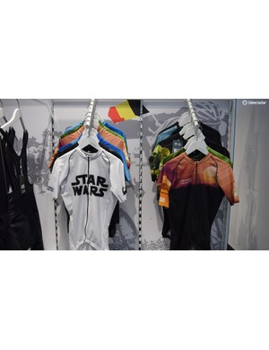 Bioracer is perhaps most well known for its Star Wars range of jerseys and shorts
