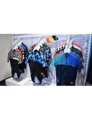 Bioracer's Spitfire line includes a range of eye-catching designs