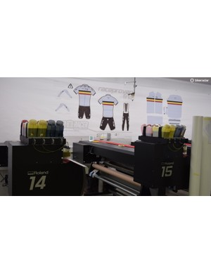 While the majority of Bioracer's products are produced in Eastern Europe, the company makes its custom and professional lines in Belgium