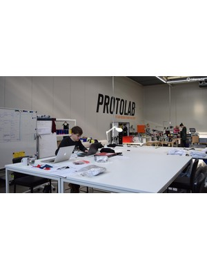Bioracer's Protolab is the research and development department of the business, largely creating new products for its professional athletes