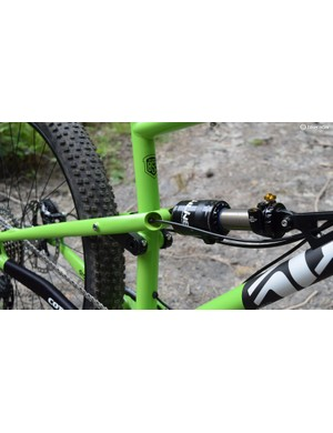 The Cane Creek DB Inline is found on some of the builds on offer