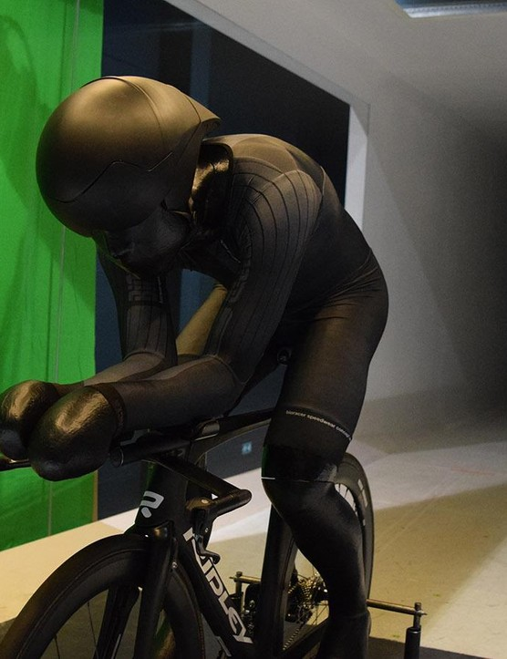 We conducted a test looking at the performance of a long sleeve speedsuit versus a short sleeve suit