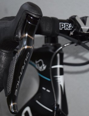 Full Shimano Dura-Ace 9150 groupset for the Team Sky leader