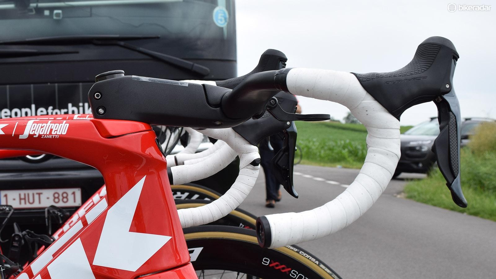 New integrated aero cockpits from Deda, Specialized, Trek and Ridley