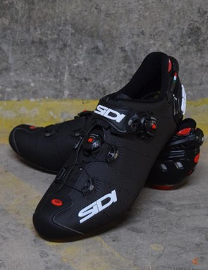 Sidi's Wire 2 Carbon Matt shoes