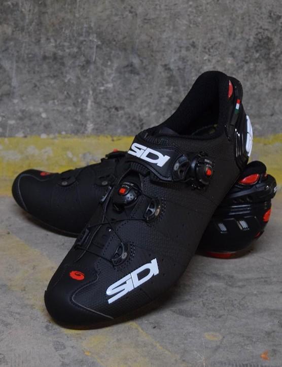 Sidi's Wire 2 Carbon Matt shoes