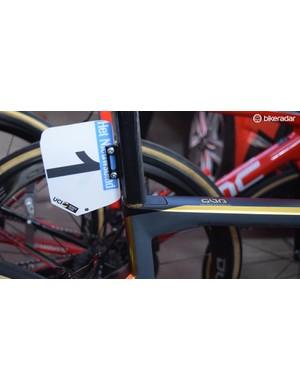 Van Avermaet won the 2017 edition of Omloop Het Niuewsblad and starts this year's race as number 1