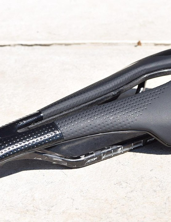 Selle Italia's X-LR Kit Carbonio Superflow off-road saddle