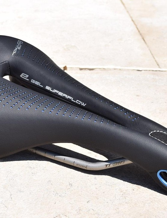 Selle Italia's Max Flite E-Bike Superflow